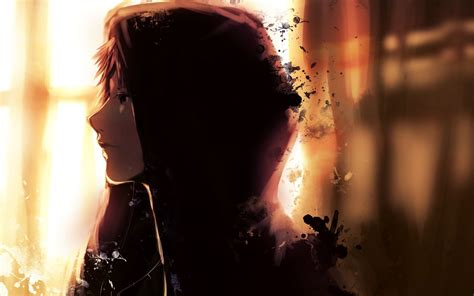 Sad Anime Profile Pictures Wallpapers Wallpaper Cave