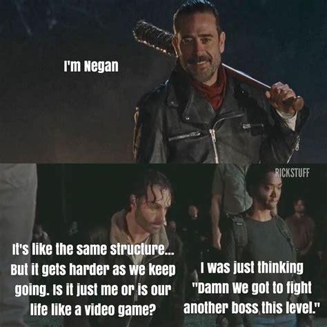 New Walking Dead Memes - the walking dead funny meme new level new boss to fight the walking dead funny memes season