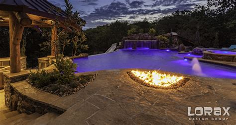 details luxury pool company landscape architect