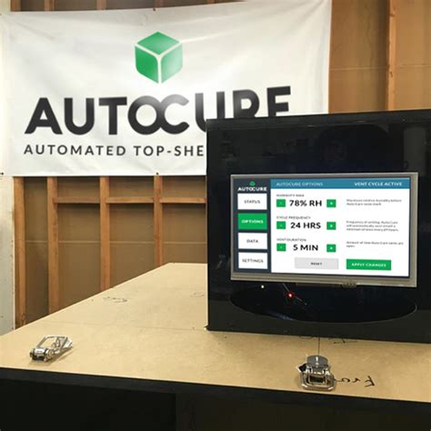 Complete the form and we'll get back to you as soon as possible. Auto Cure   Technology: How does Auto Cure work?
