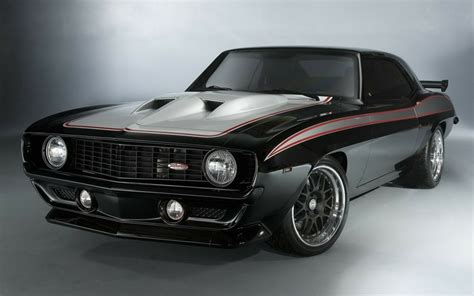 Cars Muscle Cars Chevrolet Camaro 1920x1200 Wallpaper