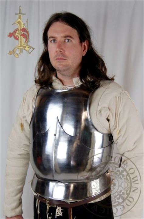 century cuirass breast plate medieval  enactment