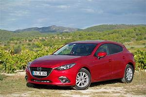 Mazda3 Dynamique : essai mazda3 2 2 skyactiv d 150 ch ~ Gottalentnigeria.com Avis de Voitures