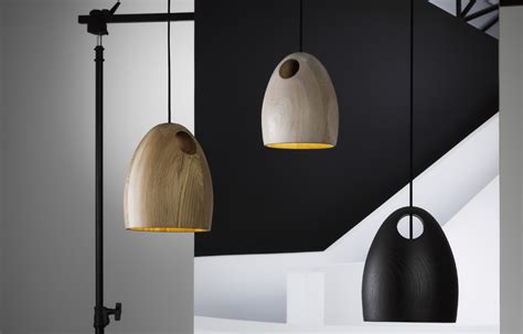 oak pendant light by ross gardam australian design review