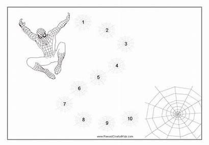 Reward Spiderman Charts Chart Behavior Version
