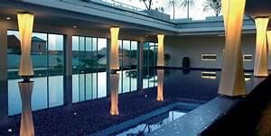 pool at hotel bayerischer hof munich designed by andree With französischer balkon mit wirksamer schallschutz im garten