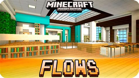 Minecraft Pe Modern Flows Hd Texture Pack With Download