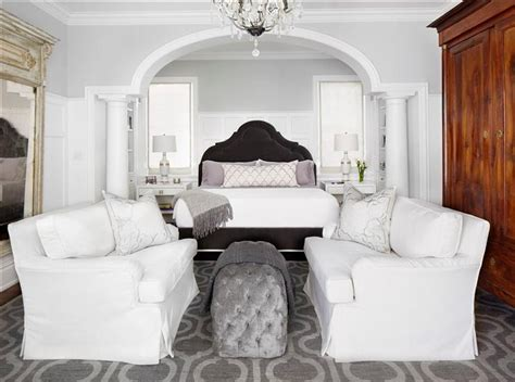 excotic cottage bedroom furniture features white bedding