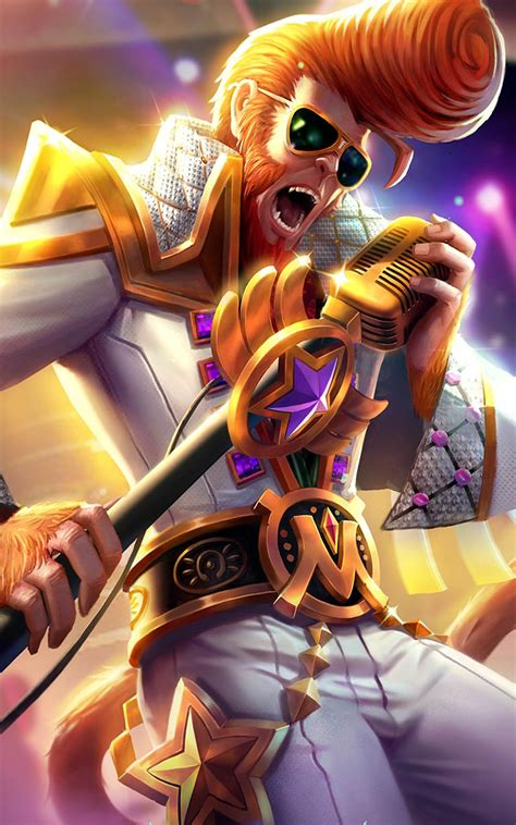 rock star sun mobile legends  pure  ultra