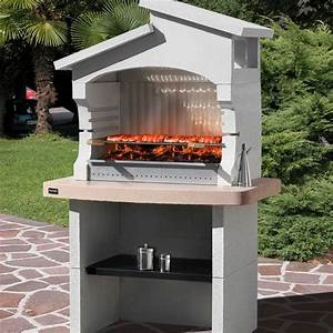 Construire Barbecue Beton Cellulaire : construire un barbecue en siporex recherche google ~ Dailycaller-alerts.com Idées de Décoration