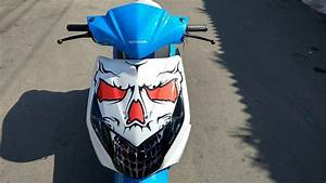 Bike Stickers Design Honda Dio