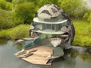 Une maison ecologique de 91 millions d39euros deco for Awesome maison du monde exterieur 0 maison du futur une construction organique