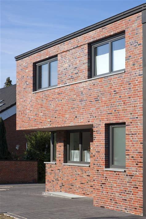 Moderne Klinkerhäuser by Moderne Klinker Reihenh 228 User Gillrath Klinker