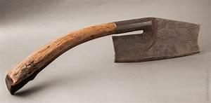 Signed Doloire Wagoner's Axe Messer, Werkzeuge