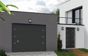 volets fermetures portes de garage iso 45 design belm With porte de garage design
