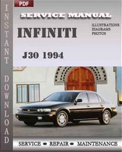 download car manuals 1994 infiniti j user handbook infiniti j30 1994 service manual download repair service manual pdf