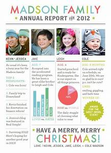 christmas letters annual reports and christmas design on With family christmas letter
