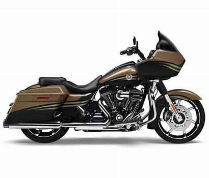 Harley Glide Davidson Cvo Road Custom Cruiser