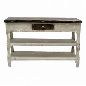 """32"""" Calabria Console Table made by Import Collection"""