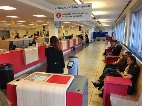 bureau de poste belgique bruxelles visite de bureaux de poste de la poste belge