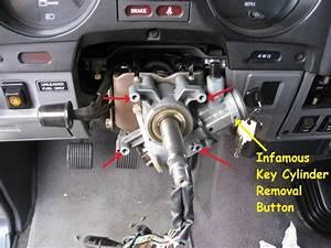 Steering Wheel Lock Removal