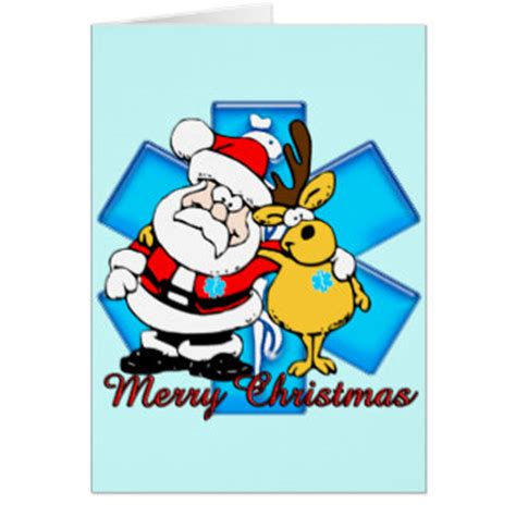 emt christmas gifts on zazzle