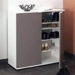 Meubles chaussures meubles et rangements meuble a for Meuble de rangement chaussures design