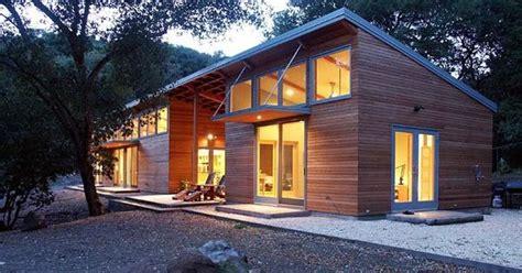 manzanita house breezeway split plan double story single level joined  simple slanted roof