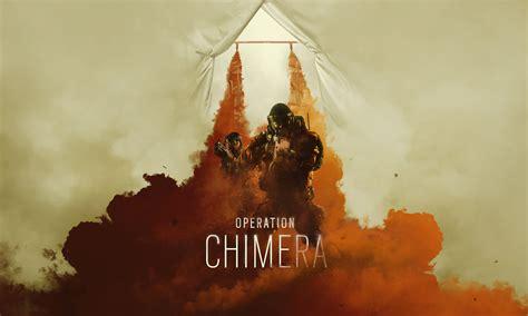 wallpaper rainbow  siege operation chimera