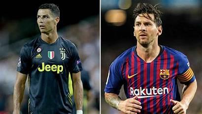 Messi Ronaldo Fifa Dan Cristiano Reaksi Award