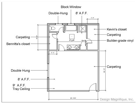 Master Bedroom With Bathroom Floor Plans by Master Bedroom Floor Plans With Related Master Bedroom