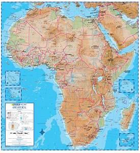 SA Maps and Flags.