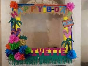 hawaii wedding cake marco de cumpleaños hawaiano mis trabajos fiestas luau and birthdays