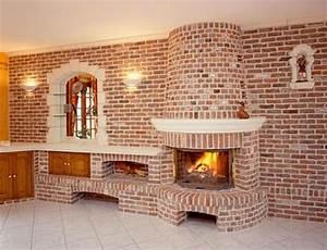 Cheminée En Brique : decoration cheminee brique lyon esport ~ Farleysfitness.com Idées de Décoration