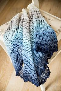 A Time For All Seasons  Free Crochet Shawl Pattern For