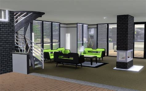 sims 3 maison moderne mod the sims maison moderne