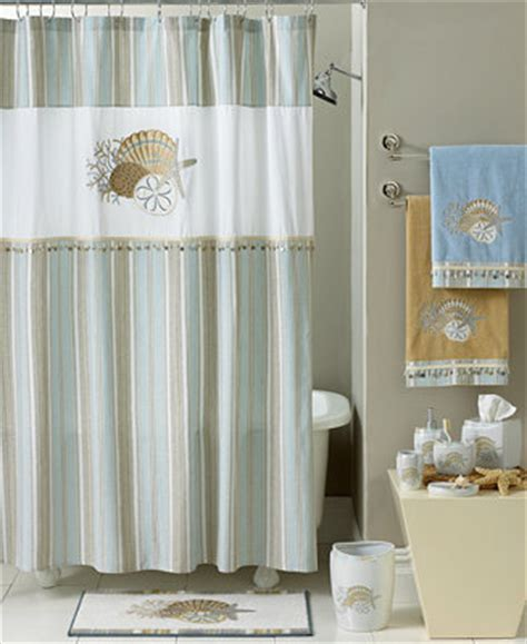 "Avanti ""By The Sea"" Bath Collection Bathroom Accessories Bed & Bath Macy's"