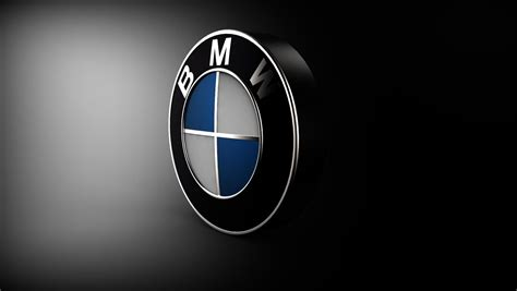 Logo 3d by Bmw Logo 3d Modelnot Decal 3d Model Obj Stl Sldprt