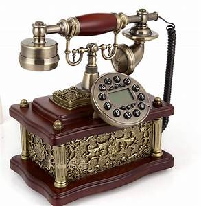 Telephone Sans Fil Vintage : novelty telephones with caller id promotion shop for ~ Teatrodelosmanantiales.com Idées de Décoration