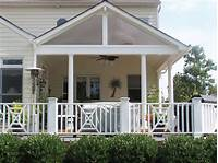 covered porch design An open porch/covered porch or screened porch – that is ...