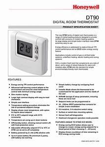 Honeywell Dt90 Thermostat