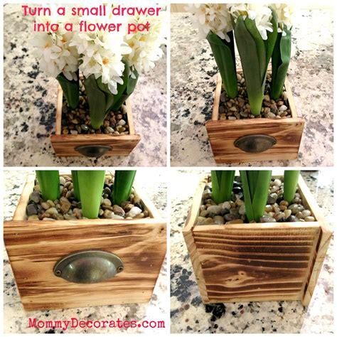 diy flower pot great 39 s day gift