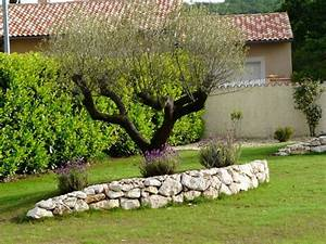 Les Jardins Du Sud : murets en pierres s ches ou pierres du lot toulouse ~ Melissatoandfro.com Idées de Décoration