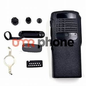 New Replacement Front Housing Shell For Motorola 2
