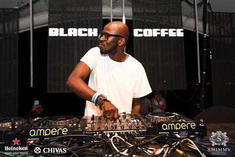 Usher Says Black Coffee's Music Is Not 'african' Enough