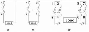 Ekm1-63 Dc Mcb Miniature Circuit Breaker