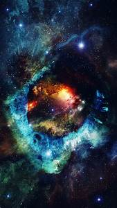 Nebula Artwork Wallpapers for Galaxy S5
