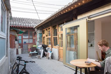 pao expands hutong courtyard house plugin project  bjdw