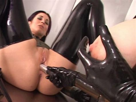 Sex In Latex In Clothing Latex Woman Latex Fetish Anal