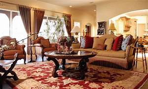 Traditional, Family, Room